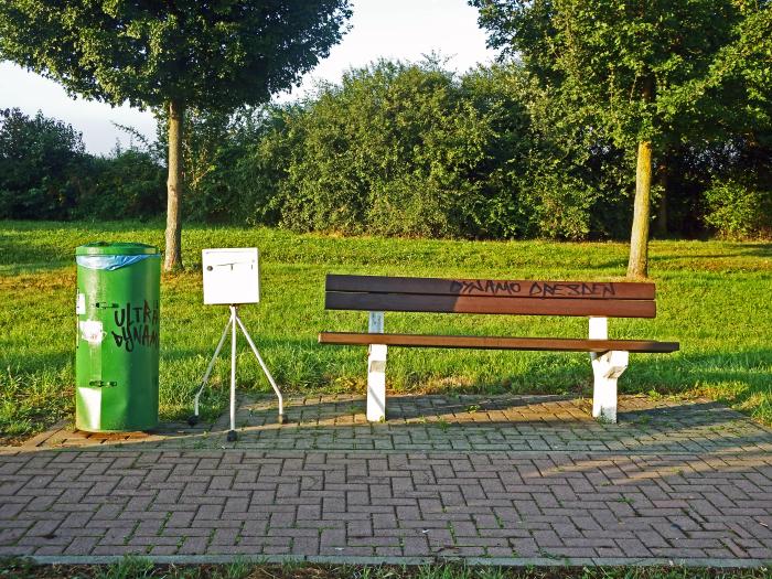 Nomadic mailbox