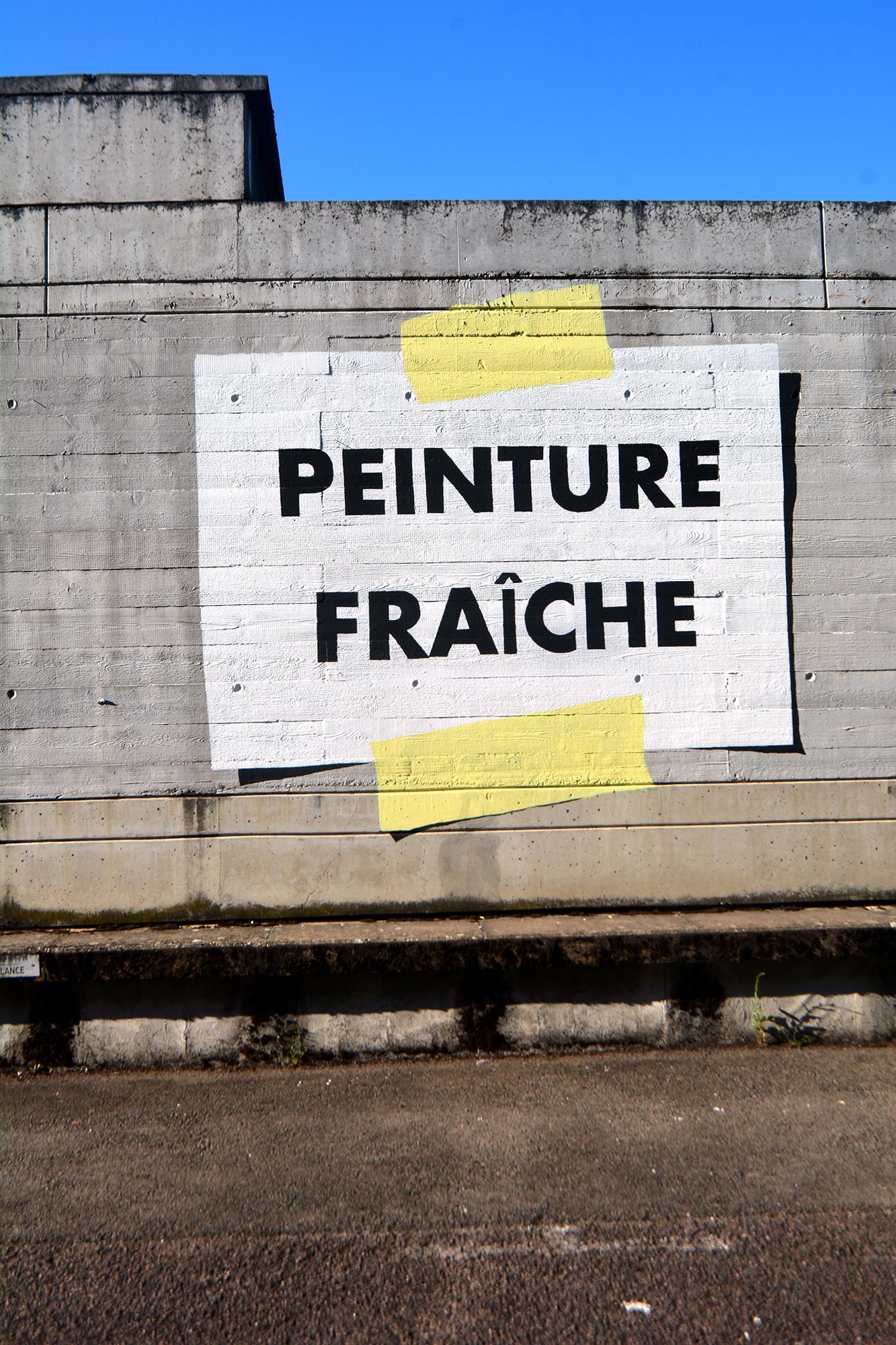 Peinture Fraîche