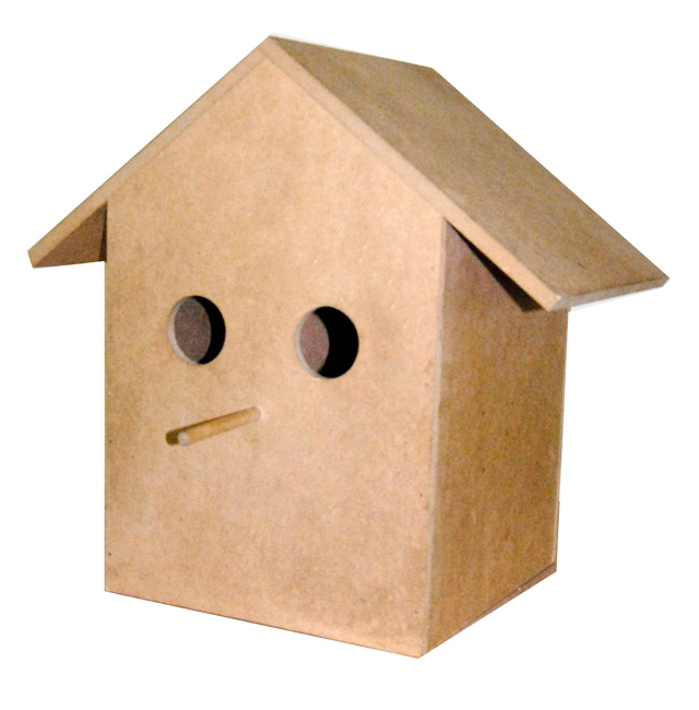 Mr. Birdhouse